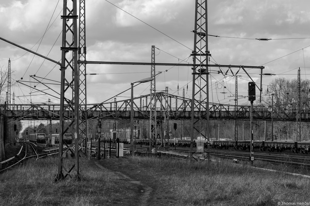 Railway station Birkenwerder