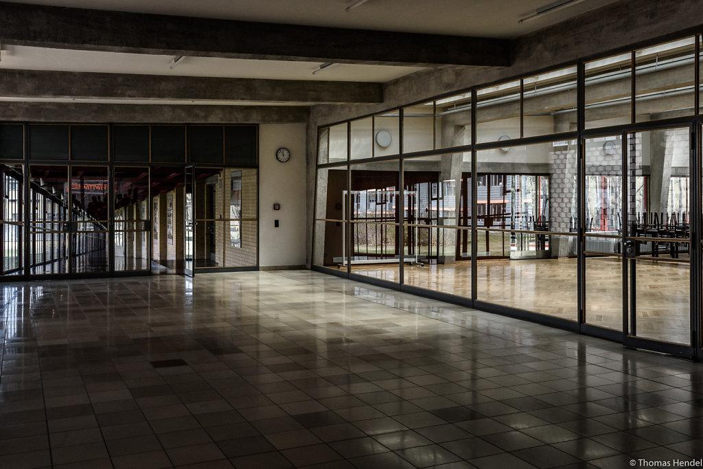 Entrance.