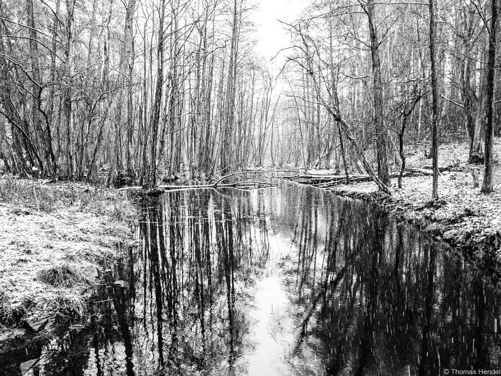 Onset of Winter.